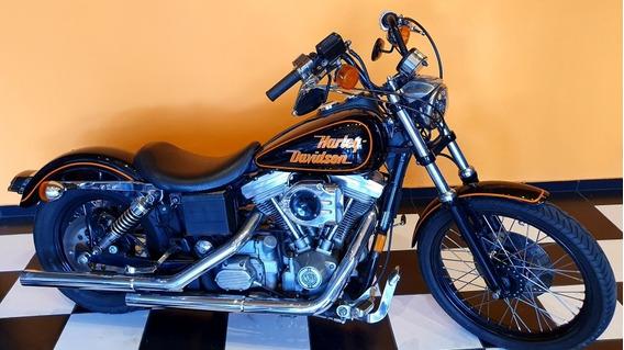 Harley-davidson Dyna 1340 Super Glid