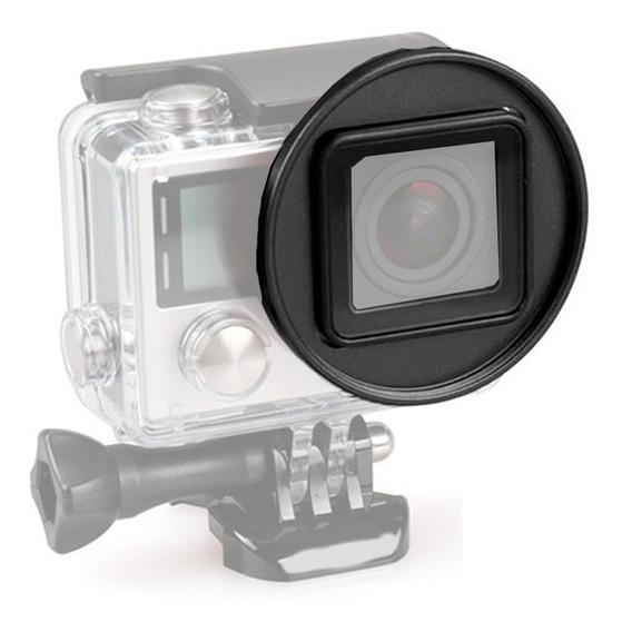 Anel Adaptador De Câmera Gopro Para Filtros Uv E Cpl - 58mm