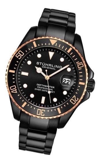 Relógio Masculino Stuhrling Aquadiver 3950.9