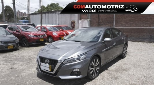 Nissan Altima Exclusive Id 38090 Modelo 2019