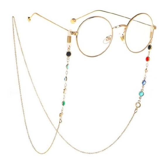 Óculos Cordão Corda Corrente Segura Prende Cordinha Luxo