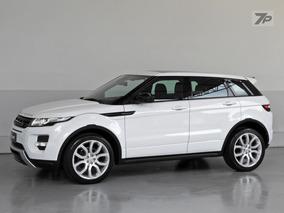 Range Rover Evoque Dynamic 4wd 4p Automático