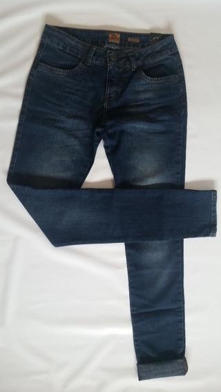 Calça Jeans Rip Curl Surf Feminino Sticks Gift Skinny