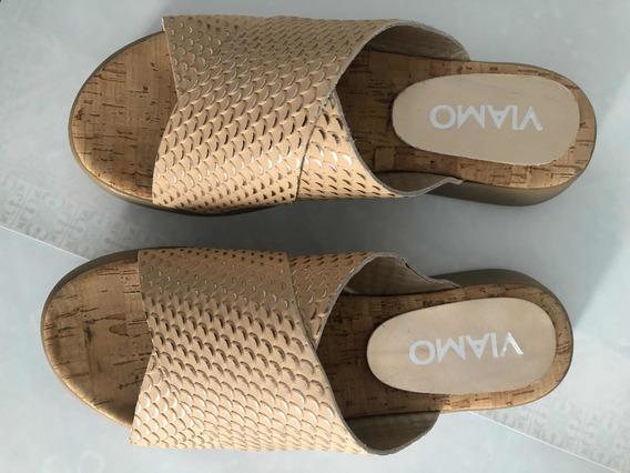Sandalias Nuevas Sin Uso Talle 37 Viamo