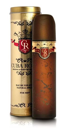 Perfume Cuba Royal 100ml Original Importado
