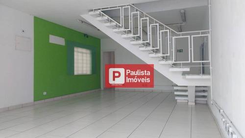 Sobrado Para Alugar, 200 M² Por R$ 5.000,00/mês - Campo Belo - São Paulo/sp - So3515