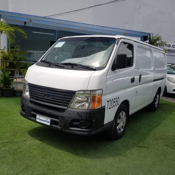Nissan Urvan 2012 $ 9999