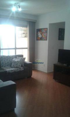 Apartamento Com 3 Dormitórios À Venda, 72 M² Por R$ 380.000 - Vila Alpina - São Paulo/sp - Ap0809