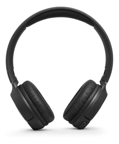 Fone De Ouvido Bluetooth Jbl Tune 500bt Com Microfone, Preto