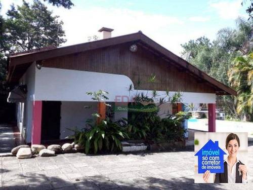 Imagem 1 de 30 de Chácara Com 4 Dormitórios À Venda, 8400 M² Por R$ 2.230.000,00 - Bairro Dos Guedes - Tremembé/sp - Ch0074