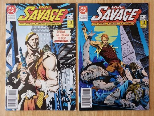 Imagen 1 de 2 de Doc Savage (editorial Zinco)