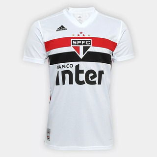 Camisa São Paulo 2019 Oficial Dani Alves N°10 - P/ Entrega