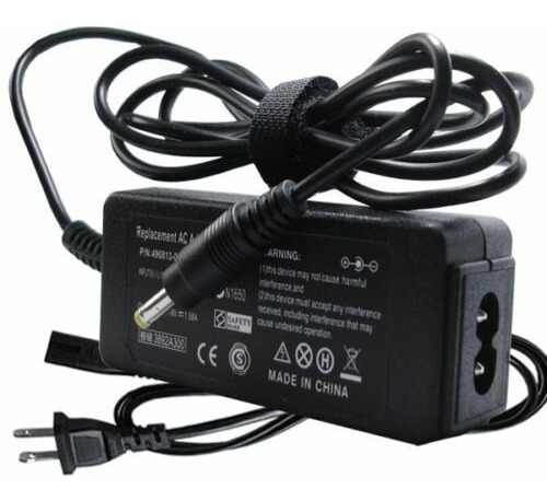 Adaptador Cargador Ac/dc Para Hp Mini 613162-001 Netbook Pc