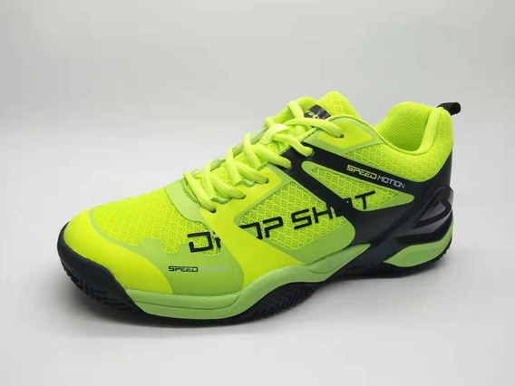 Zapatillas Drop Shot Padel Paddle Tenis Density Lima