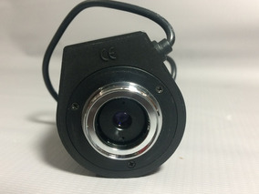 Lente Para Câmera De Segurança, Varifocal 2,8~12mm (ac12)