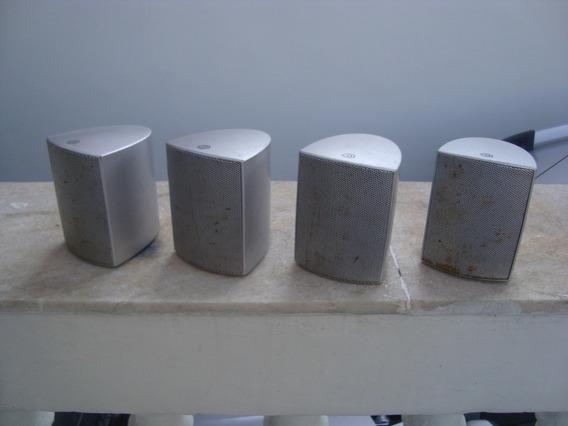 Caixas Acústica Gradiente Home S-521, Todas Funcionando!