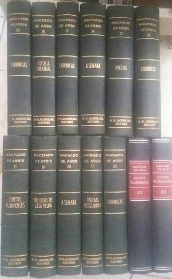 Machado De Assis Capa Dura 13 Volumes
