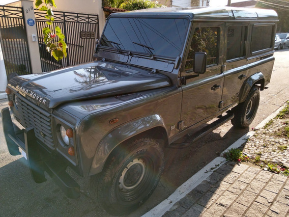 Land Rover Defender 2.5 110 Turbo Diesel 4x4