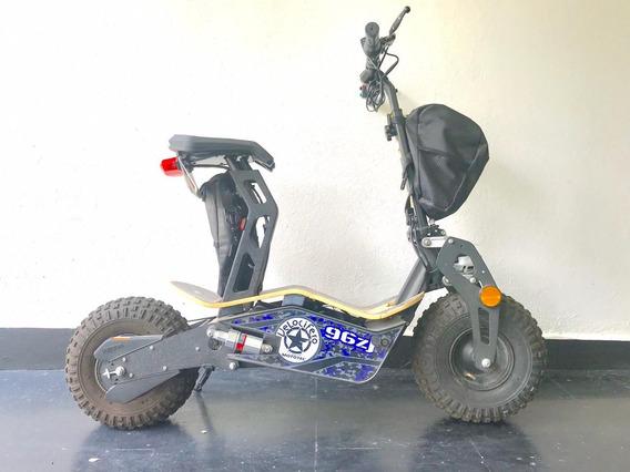 Scooter Motoneta Electrica Velocifero Italiana Nueva