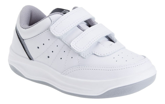 Zapatillas Topper X Forcer Velcro Kids Niños Abrojo
