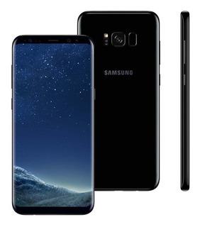 Samsung Galaxy S8+ Preto 64gb, Leia O Anúncio