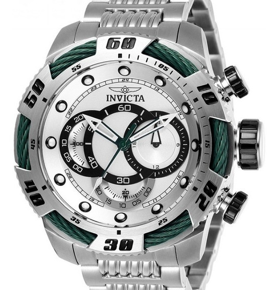 Relógio Invicta Relógio Masculino 50 Mm Top Luxo