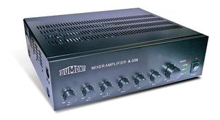 Potencia 30w Rms Musica Funcional Amplificador Dumont A330