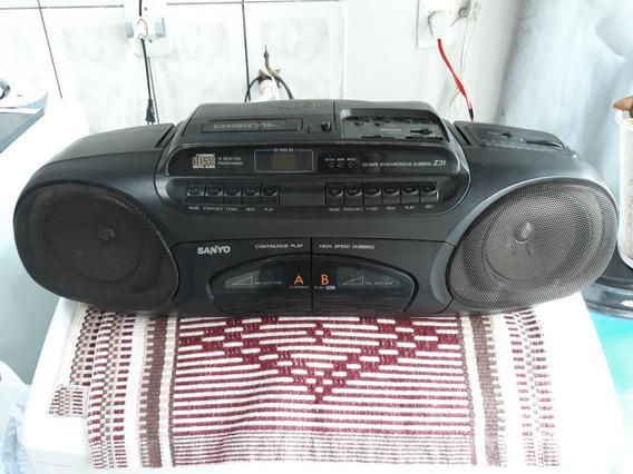 Radio Sanyo Am.fm. 2 Taype. Cd. Modelo Z.31