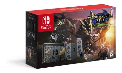 Imagen 1 de 10 de Consola Nintendo Switch 1.1- Monster Hunter Rise 2 Controles