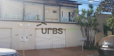 Sobrado Com 4 Dormitórios À Venda, 272 M² Por R$ 1.199.000 - Jardim América - Goiânia/go - So0794