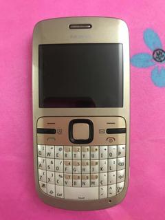 Celular Nokia C3 Com Câmera Desbloqueado