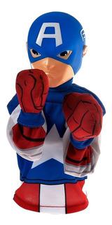 Juguete Avengers Vav03420 Boxeador Capitan America