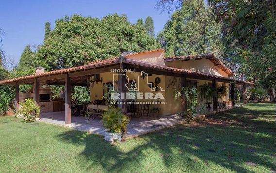 Venda - Chácara Condominio Campos Do Conde / Sorocaba/sp - 5315