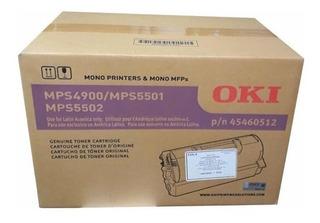 Toner Original Oki Data Mps4900 5501 5502