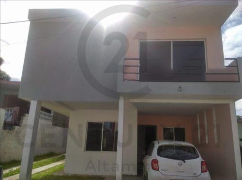 Nuevas Casas Estilo Moderno En Venta, Col. Lucio Blanco, Ciudad Madero, Tamaulipas.