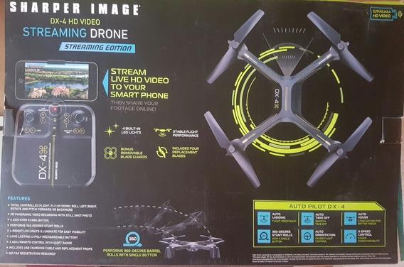 Drone Sharper Image Dx-4