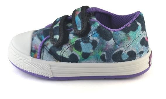 Zapatilla Abrojo Animal Print Small Shoes