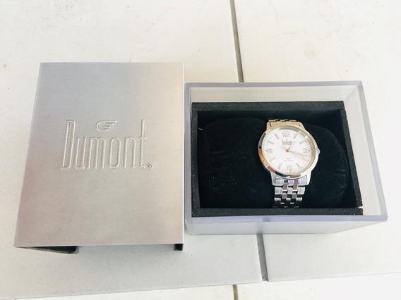 Relógio Dumont Masculino Muito Conservado