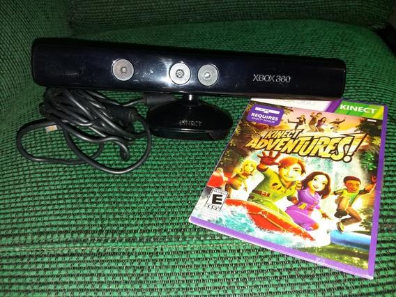 Kinect 360 + Jogo Adventure