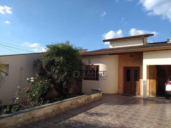 Casa Com 4 Dormitórios À Venda, 210 M² Por R$ 850.000 - Jardim Proença - Campinas/sp - Ca11835
