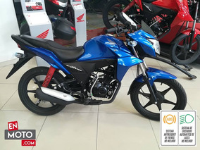 Honda Cb 110 Financiada 0km 2020 Desde 100.000