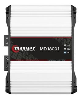 Modulo Taramps Hd-1600 Digital Amplificador 1919w Rms Dsp