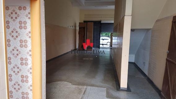 Salão Comercial 120 M², Em Itaquera. - Pe28634