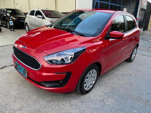 Imagem 1 de 15 de Ford Ka Se 1.0 Flex 4p - 2019-2020