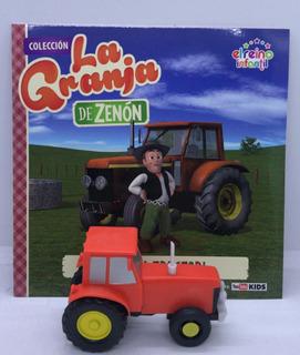 La Granja De Zenon Nº 16 El Tractor De La Granja