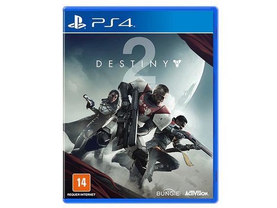 Game Destiny 2 Ps4 Em Português - Original Lacrado