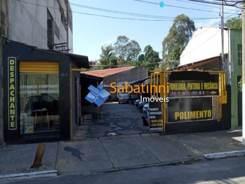 Imagem 1 de 1 de Terreno A Venda Em Sp Santo Amaro - Te00298 - 69741286