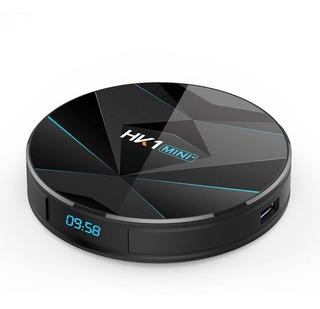 Tv Box Hk1 Mini Plus 4gb Ram /32gb Rom Android 9.0 Bluetooth