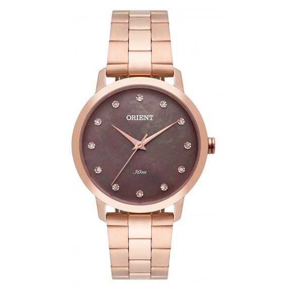 Relógio Orient Feminino Rose Frss0033n1rx