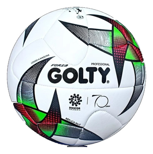 Balon Golty Forza #5 Original Futbol Recreativo/envio Gratis
